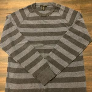 Calvin Klein Men's striped sweater.